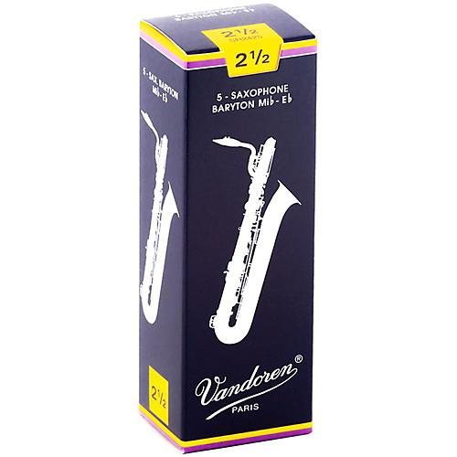 Vandoren Baritone Saxophone Reeds