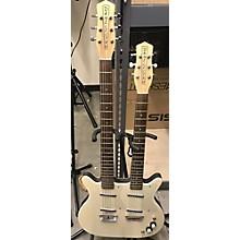 Danelectro Baritone/Standard Double Neck Solid Body Electric Guitar