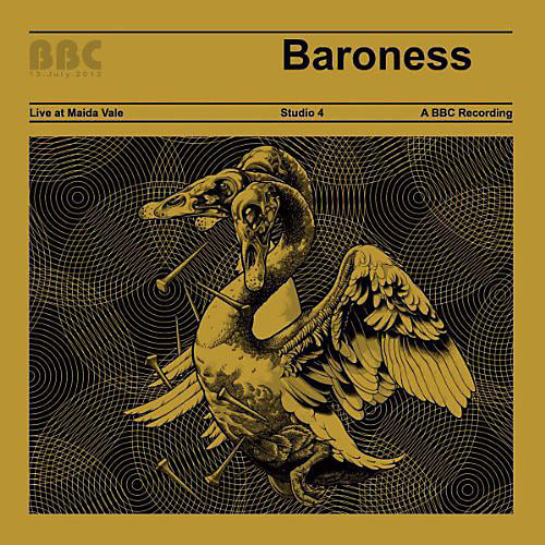 Alliance Baroness - Live at Maida Vale: BBC