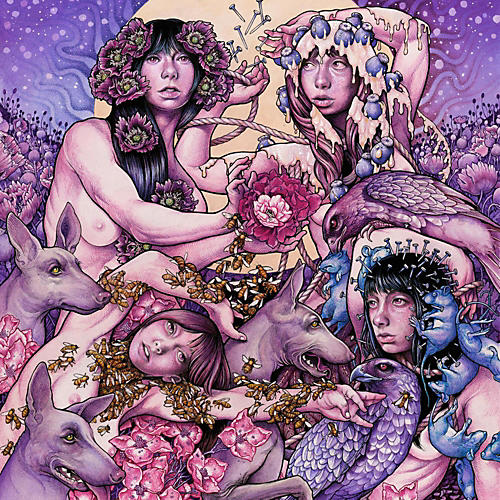 WEA Baroness - Purple