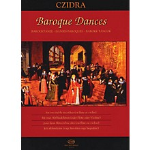 Editio Musica Budapest Baroque Dances for Two Treble Recorders or Two Flutes or Two Violins EMB Series by Various