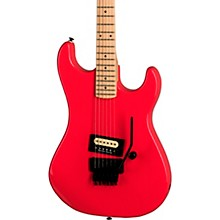 Barretta Vintage Electric Guitar Ruby Red