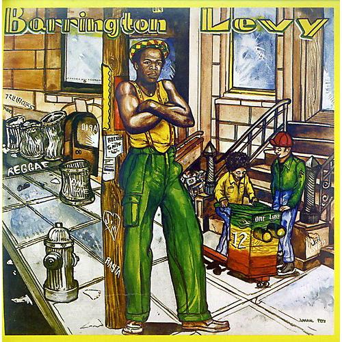 Alliance Barrington Levy - Poorman Style