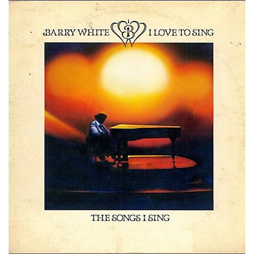 Alliance Barry White - I Love To Sing The Songs I Sing
