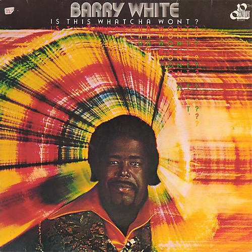 Alliance Barry White - Is This Whatcha Won't?