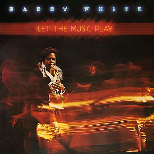 Alliance Barry White - Let The Music Play
