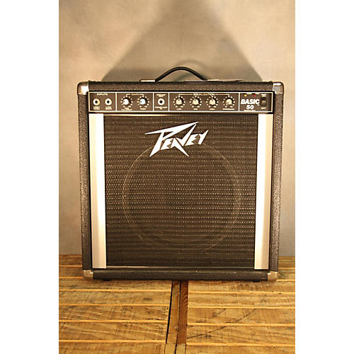 Peavey Basic 50 Guitar Combo Amp