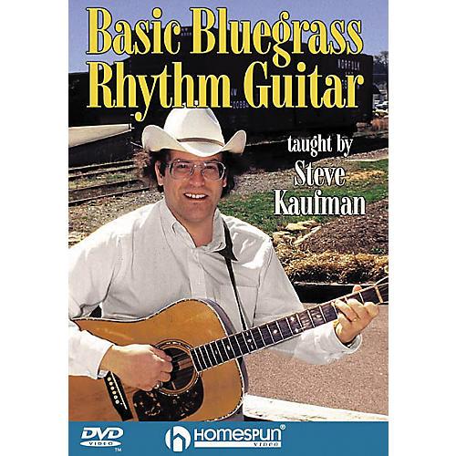 Homespun Basic Bluegrass Rhythm Guitar (DVD)