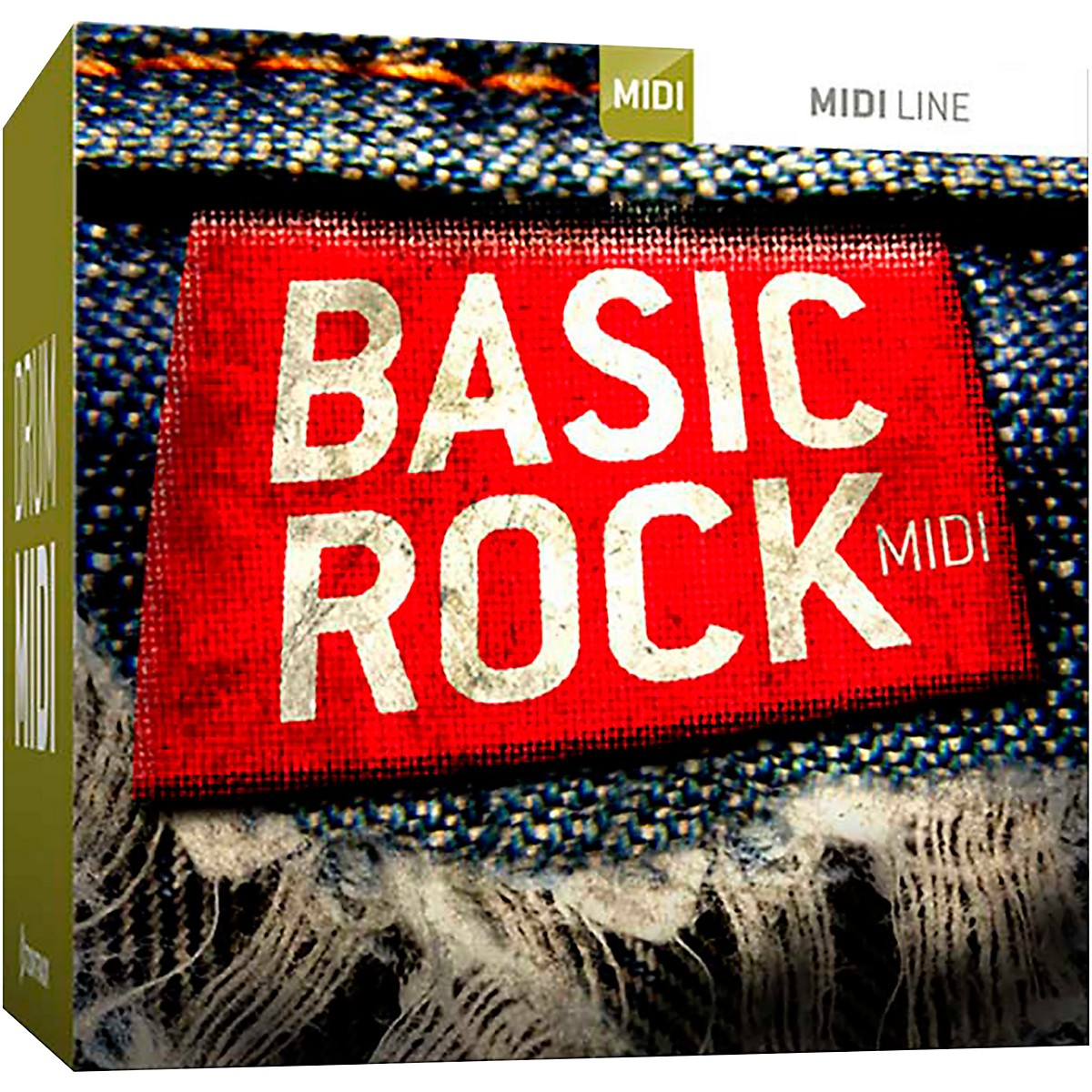 Toontrack Basic Rock MIDI (Download)