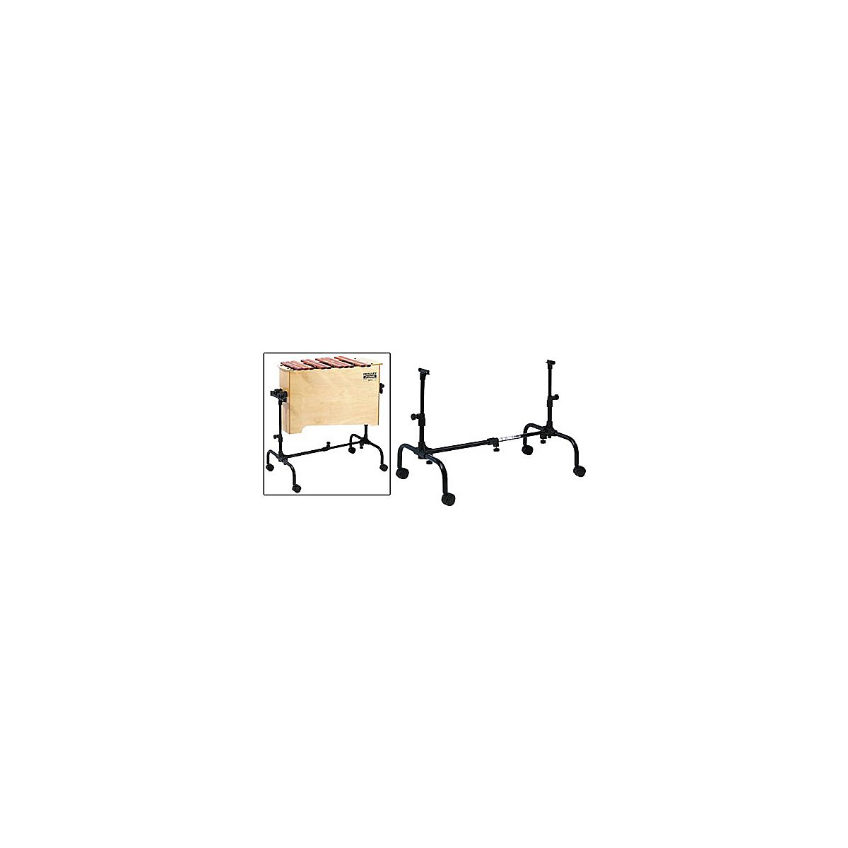 Sonor Orff BasisTrolley Orff Instrument Stand