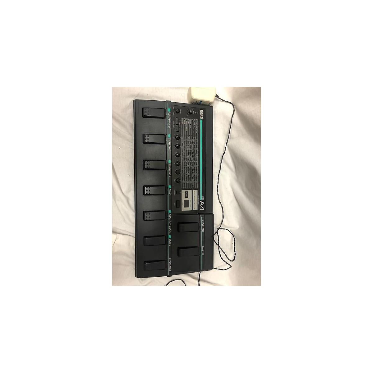 Korg Bass A4 Multi Effects Processor