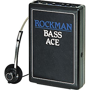 rockman bass ace headphone amp guitar center. Black Bedroom Furniture Sets. Home Design Ideas