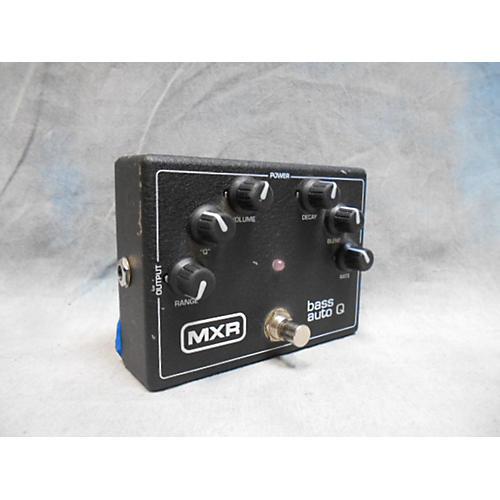 MXR Bass Auto Q Bass Effect Pedal