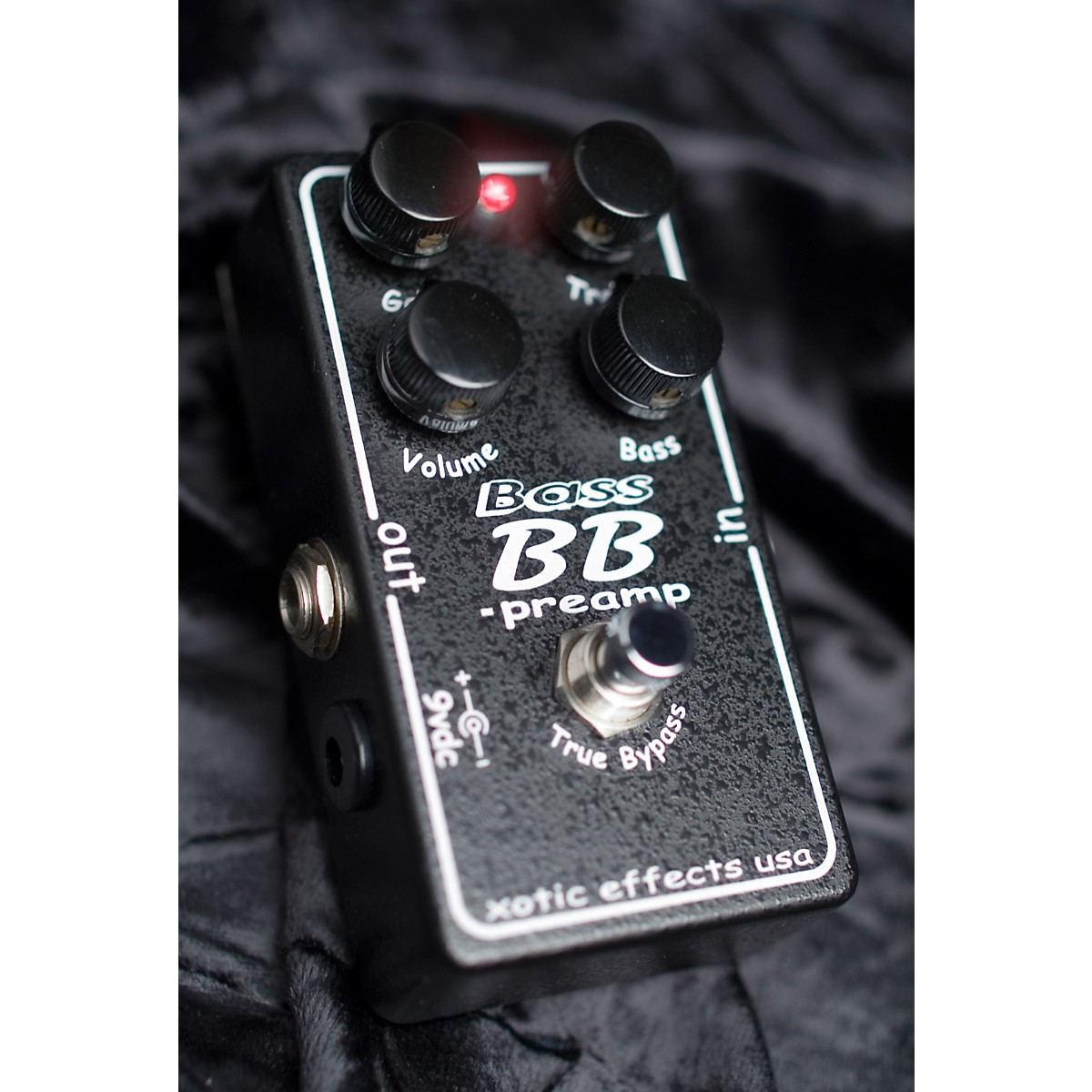 Xotic Bass BB Preamp Distortion/Booster Bass Effects Pedal