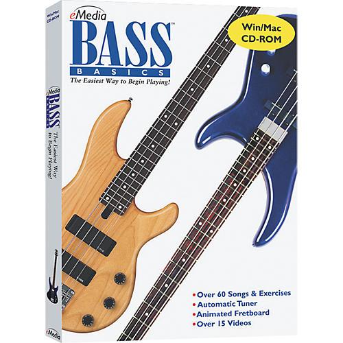 Emedia Bass Basics CD-ROM