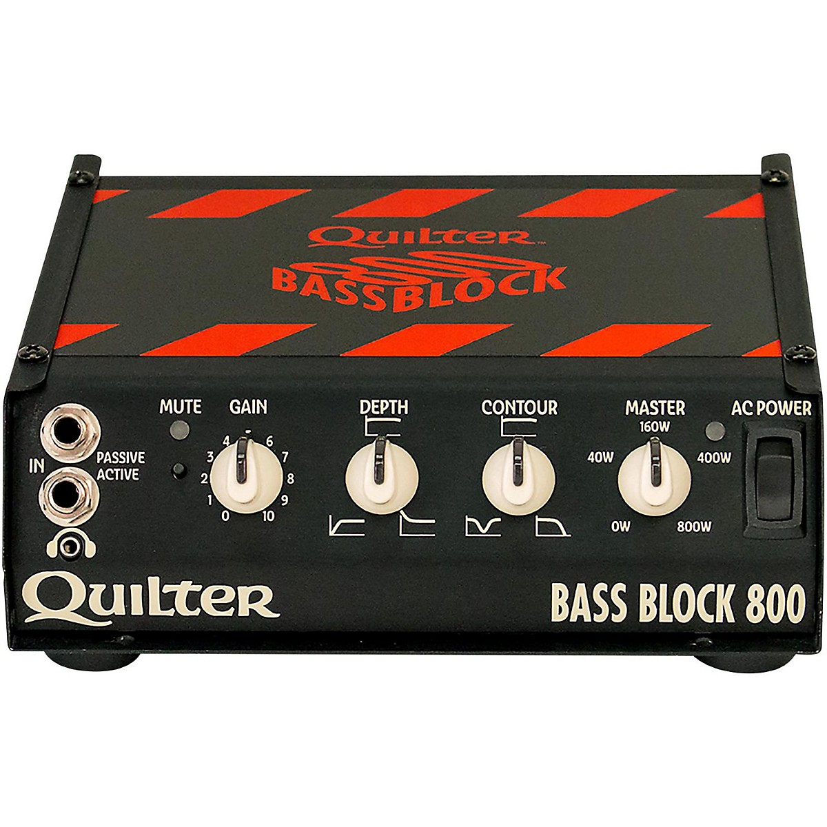 Quilter Labs Bass Block 800 800W Bass Amp Head