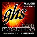 GHS Bass Boomers Roundwound Bass Strings BEAD Tuning Heavy 70-140 thumbnail