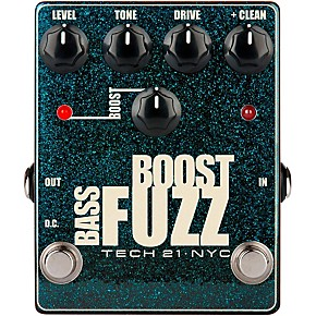 tech 21 bass boost fuzz metallic effects pedal guitar center. Black Bedroom Furniture Sets. Home Design Ideas