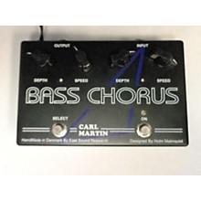 Carl Martin Bass Chorus Bass Effect Pedal