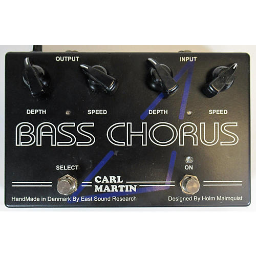 used carl martin bass chorus bass effect pedal guitar center. Black Bedroom Furniture Sets. Home Design Ideas