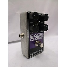 Electro-Harmonix Bass Clone Effect Pedal