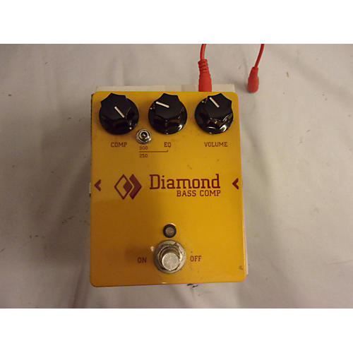 DIAMOND PEDALS Bass Comp Effect Pedal