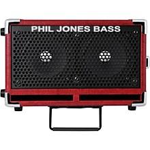 Bass Cub 2 BG-110 Bass Combo Amplifier Red
