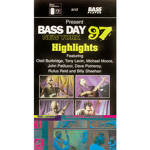 Alfred Bass Day 1997: Highlights Video