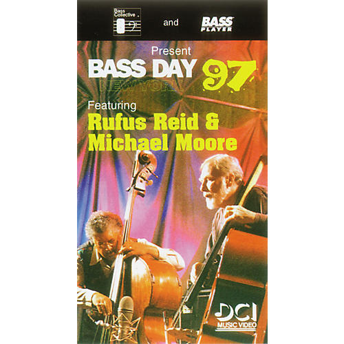 Alfred Bass Day 97: Rufus Reid and Michael Moore Video