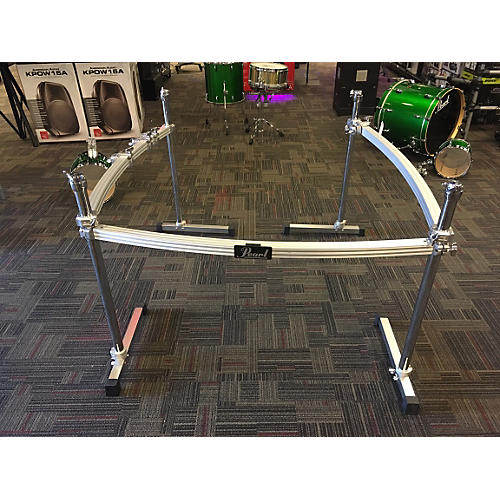 DW Bass Drum Riser Percussion Stand