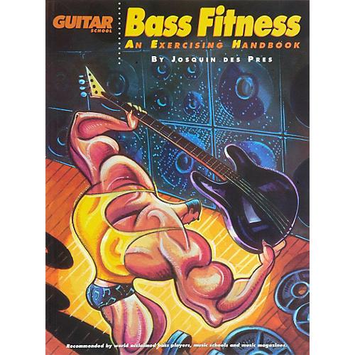 Hal Leonard Bass Fitness - An Exercising Handbook Book