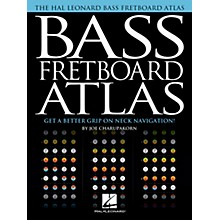 Hal Leonard Bass Fretboard Atlas - Get a Better Grip on Neck Navigation!
