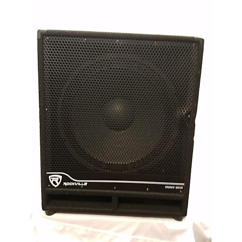 Rockville Bass Gig Rbg18s Powered Subwoofer