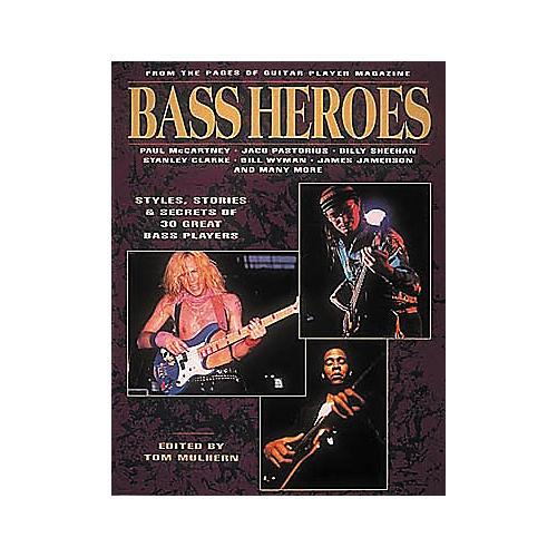 Hal Leonard Bass Heroes