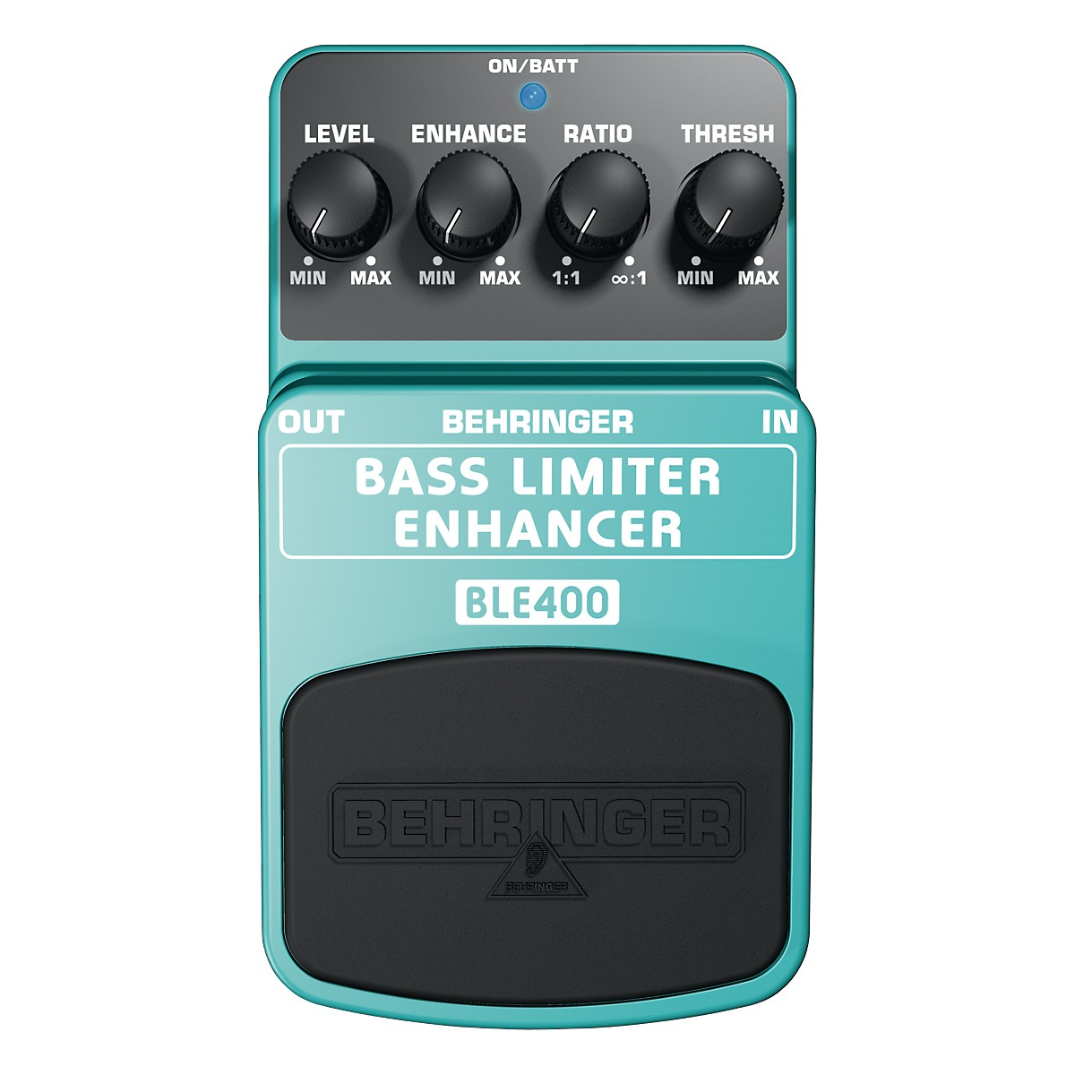Behringer Bass Limiter Enhancer BLE400 Bass Effects Pedal