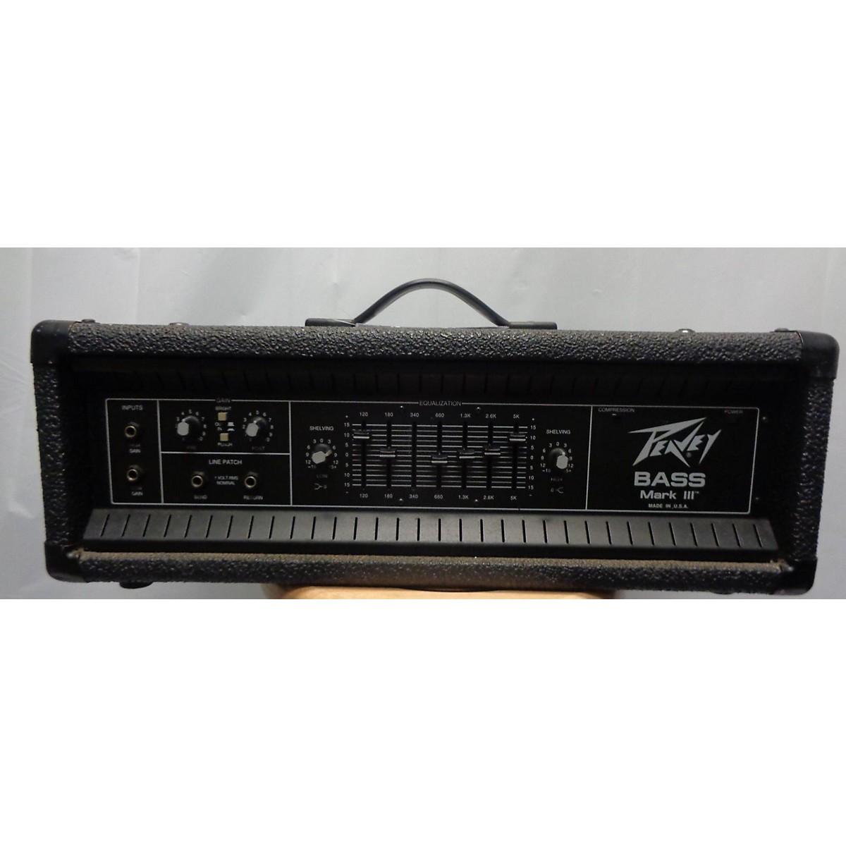 Peavey Bass Mark III Bass Amp Head