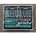 Electro-Harmonix Bass Micro Synth Bass Effect Pedal thumbnail