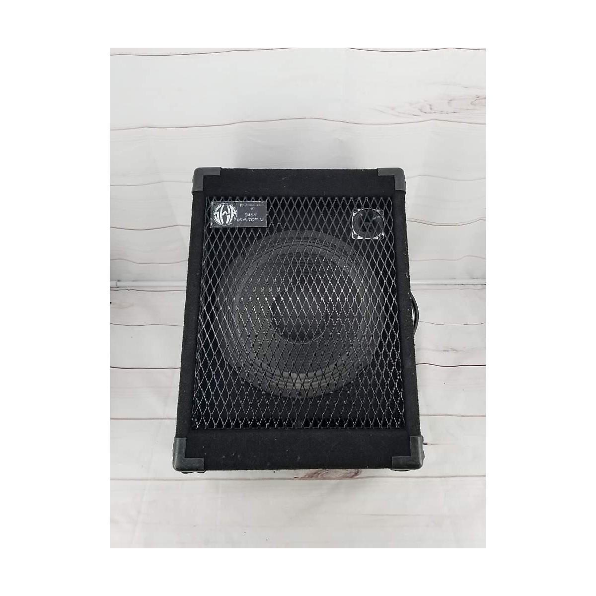 SWR Bass Monitor 12 Unpowered Monitor