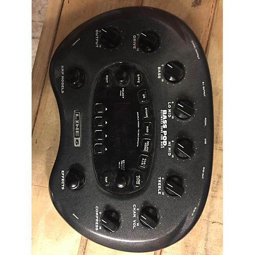 Line 6 Bass Pod XT Effect Processor