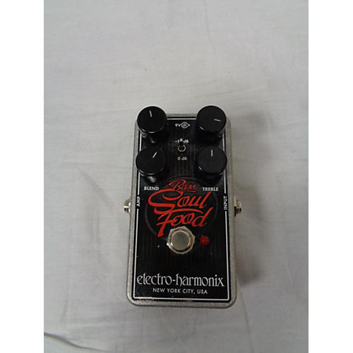 Electro-Harmonix Bass Soul Food Bass Effect Pedal