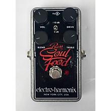 Electro-Harmonix Bass Soul Food Bass Effect Pedal