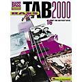 Hal Leonard Bass Tab 2000 Book thumbnail