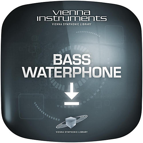 Vienna Instruments Bass Waterphone Full