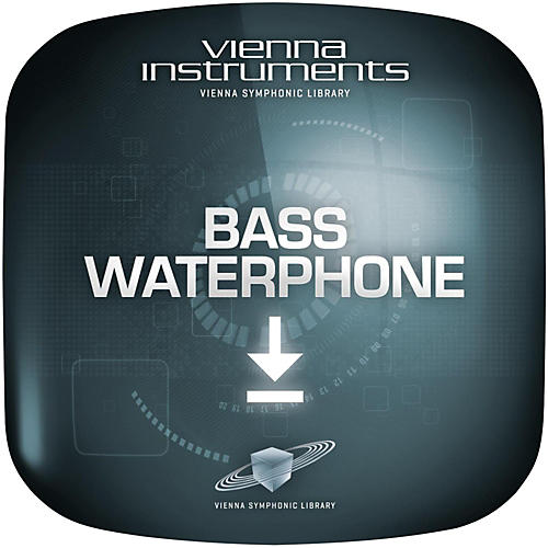 Vienna Instruments Bass Waterphone Upgrade To Full Library