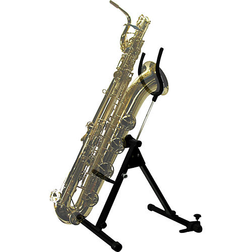 International Woodwind Bass or Bari Saxophone Stand by Saxrax