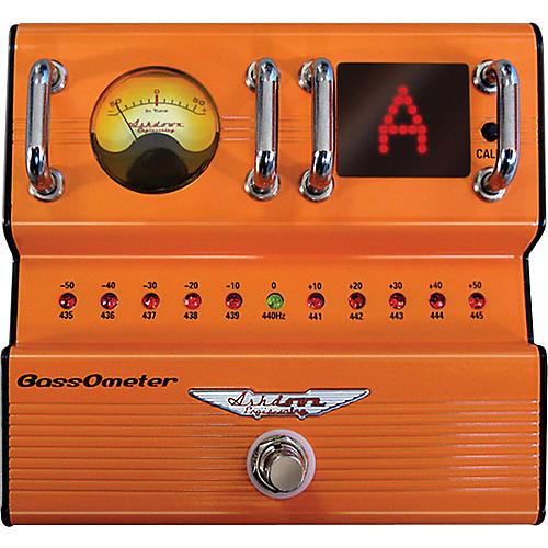 Ashdown BassOmeter Bass Tuner Pedal
