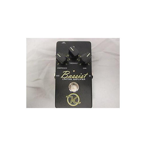 Keeley Bassist Effect Pedal