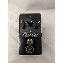 Keeley Bassist Limiting Amplifier Bass Effect Pedal