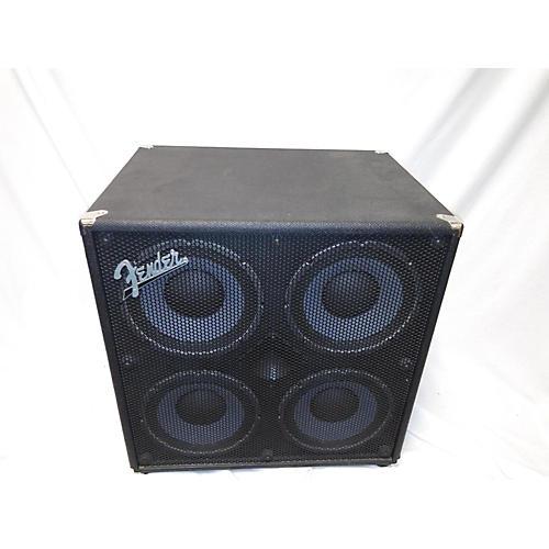 Fender Bassman 4x10 Cab Bass Cabinet