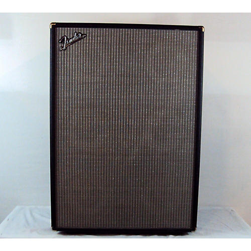 fender bassman cabinet used fender bassman 6x10 bass cabinet guitar center 15303